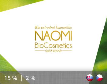 Affiliate kampaň - Naomi cosmetics