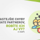 Chyby affiliate partnerov v affiliate marketingu
