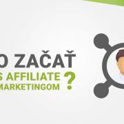 Rady ako začať s affiliate marketingom