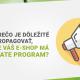 Affilite program pre eshopy