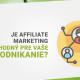 Je affiliate marketing vhodný pre vaše podnikanie