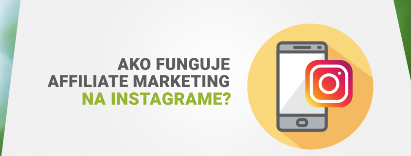 Affiliate marketing na Instagrame