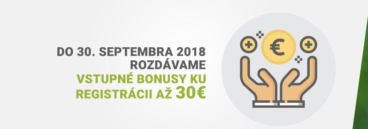 Zarob 20 € a vyplatíme ti 50 €