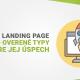 Landing page affiliate marketing
