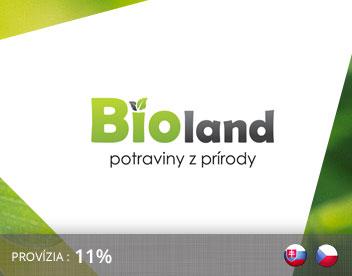 Affiliate kampaň Bioland.sk